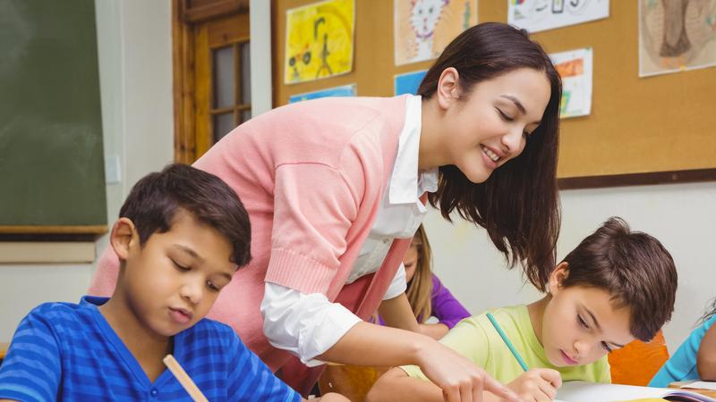 Ser profesor es un trabajo que no para