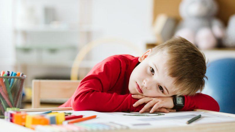 Niños con problemas de concentración: ¿Cómo podemos ayudarlos?