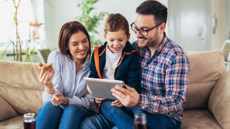 Pautas de crianza: Herramientas para criar niños sanos y felices