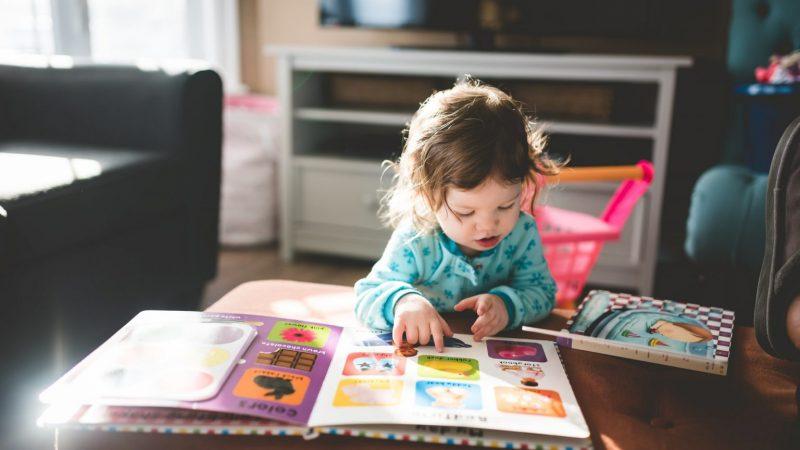 Los beneficios de la lectura para los niños
