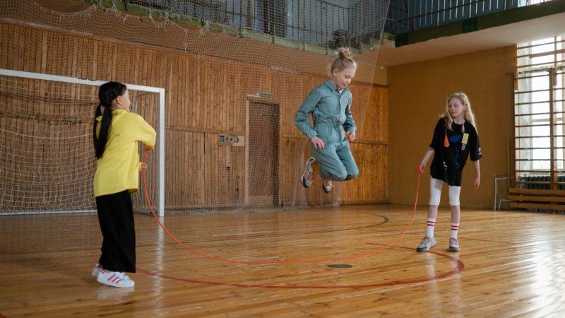 Los 10 mejores juegos de educación física para niños del 2021