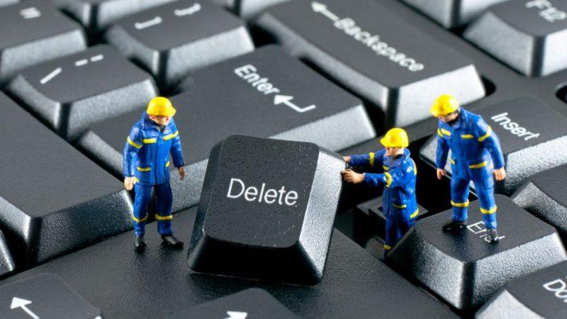 ¿Cómo recuperar archivos borrados?