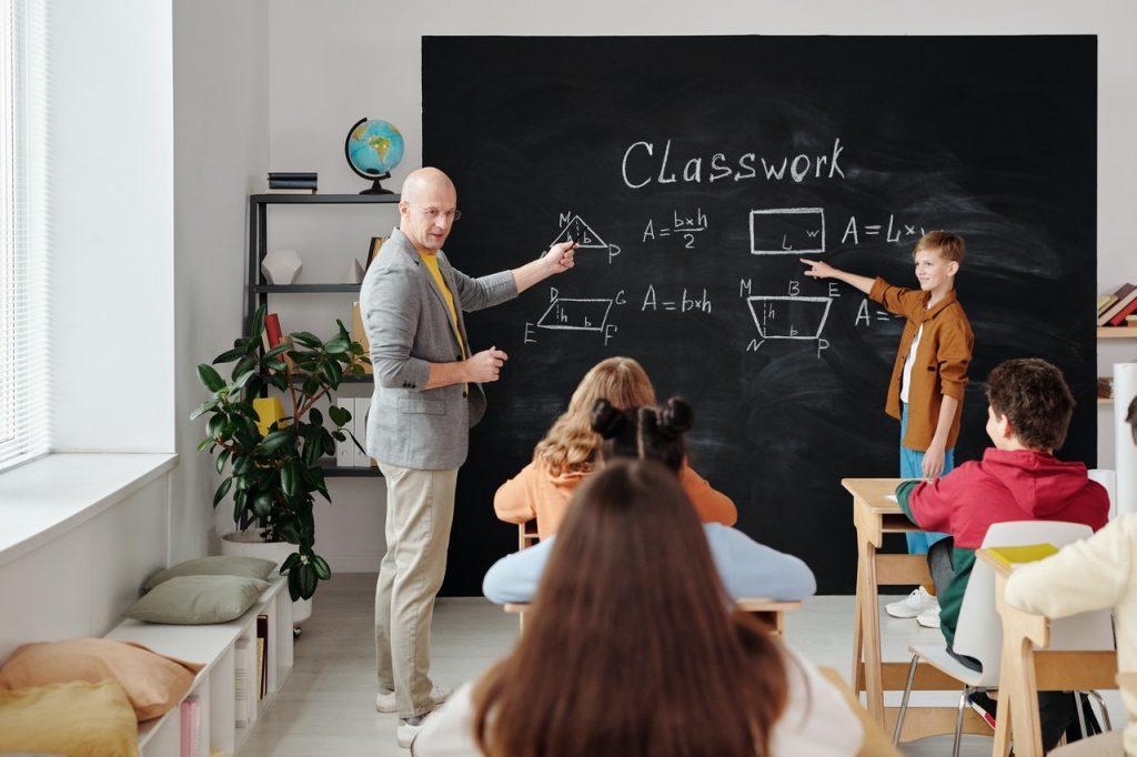profesor clases