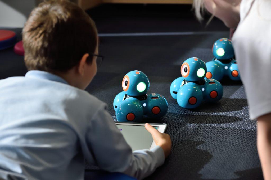 robotica de niños