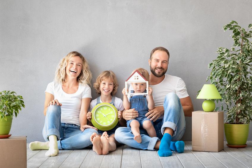 padre y familia