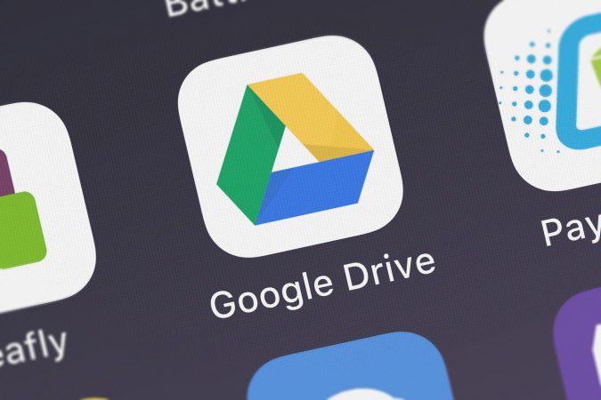 trucos en google drive