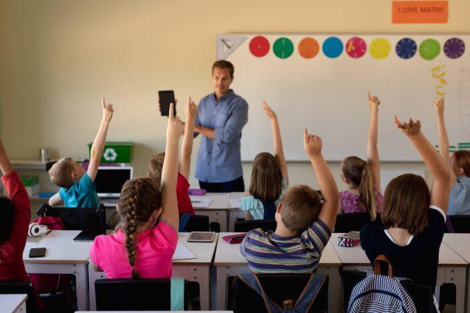 Reglas del salón de clase