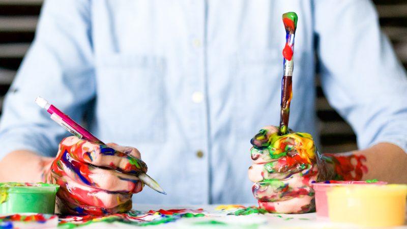 10 actividades para fomentar la creatividad