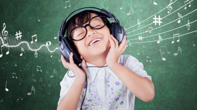 Importancia de la música en los niños
