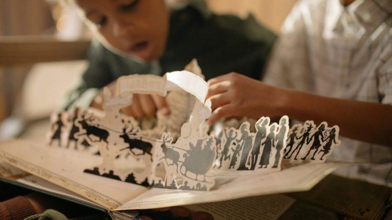 ¿Cómo elegir los libros para leer para niños?